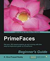 PrimeFaces Beginner's Guide Front Cover