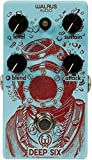 Walrus Audio Deep Six Compressor Pedal w/ New Artwork