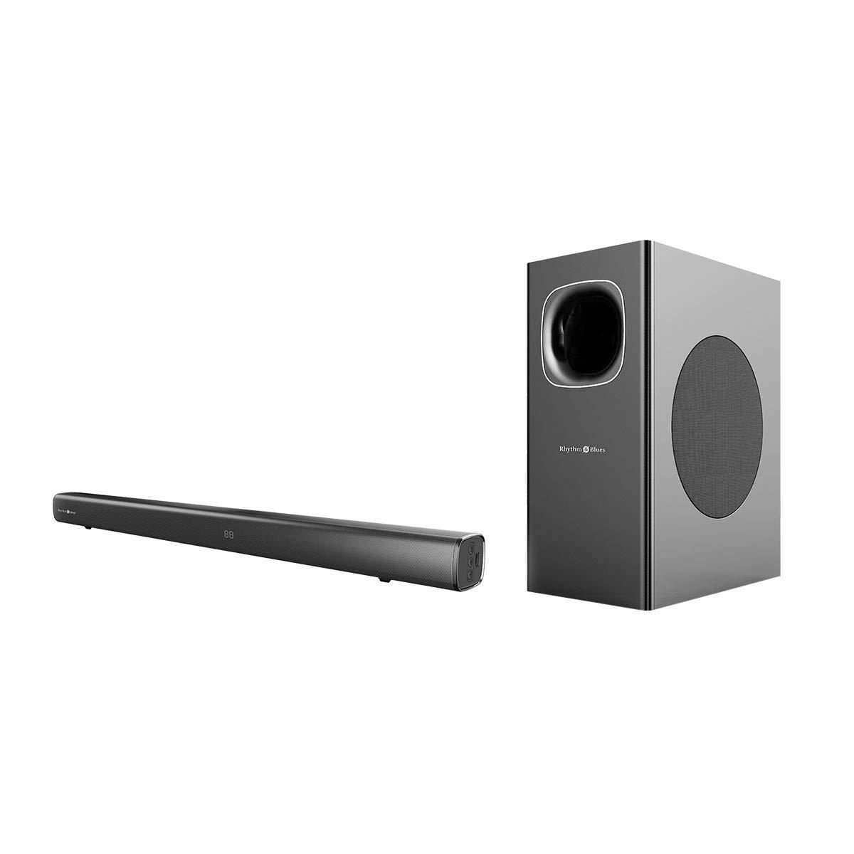 Rhythm&Blues SB200BT 160W Bluetooth Soundbar with Wireless