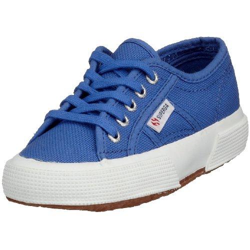 Classic Superga 2750 Azul Bianco Jcot 18 Sneaker Unisex Bambini AESrUwEq