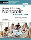 img - for Starting & Building a Nonprofit: A Practical Guide 6th edition by Pakroo, Peri (2015) Paperback book / textbook / text book