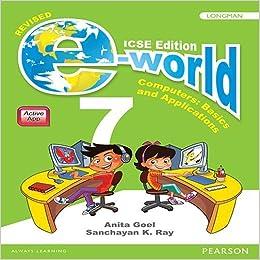 Amazon in: Buy e-World 7: Computers basics & applications