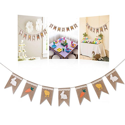 Tinksky birthday banners Natural Christmas