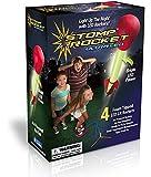 The Original Stomp Rocket Ultra LED, 4 Rockets