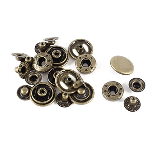 Snap Fastener Buttons(17mm) - 6