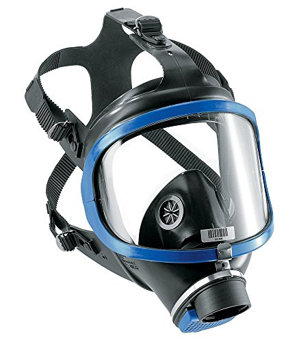 Dräger X-Plore 6300 Full Mask With Threaded Connection In Accordance by Dräger