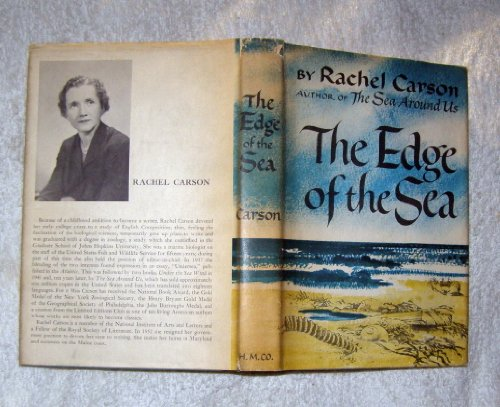 THE EDGE OF THE SEA by Carson, Rachel
