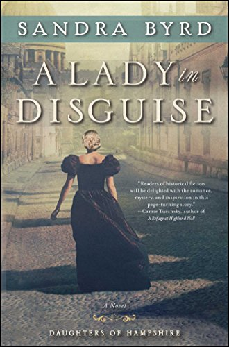 Book Cover: A Lady in Disguise: A Novel