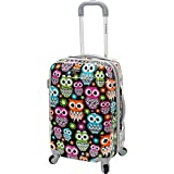 20'' Vision Polycarbonate Carry-On OWL