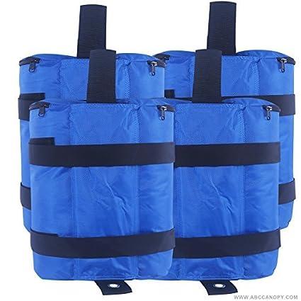 Amazon.com: abccanopy doble costura bolsas de peso para ...