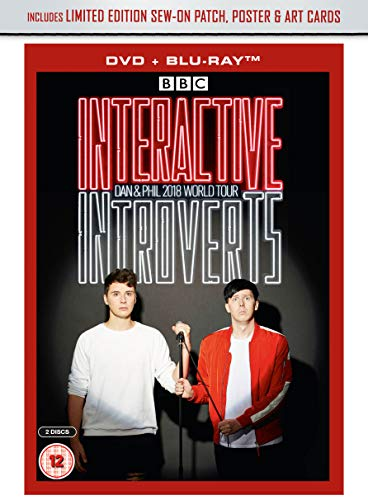 - Dan and Phil Interactive Introverts [DVD + Blu-Ray] (Amazon Exclusive Limited Edition) [2018] [Region Free]