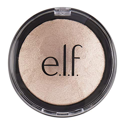 e.l.f. Baked Highlighter, Moonlight Pearl, 0.17 Ounce -
