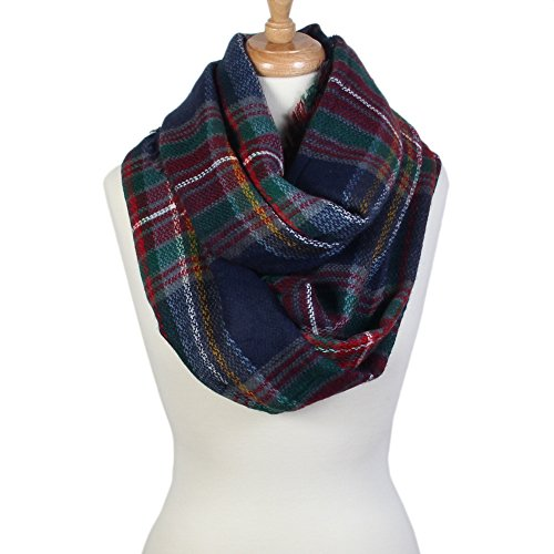 Scarfand's Plaid & Tartan Winter Scarves