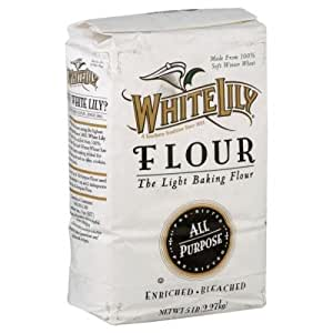 Amazon.com : White Lily All Purpose Flour, 5 Pound (Pack