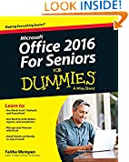#10: Office 2016 For Seniors For Dummies (For Dummies (Computer/tech))