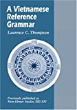 img - for A Vietnamese Reference Grammar (Mon-Khmr Studies) book / textbook / text book