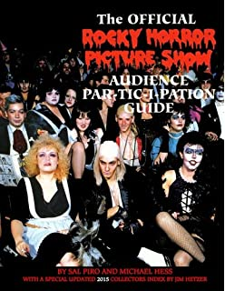 Rocky horror picture show comic book kevin vanhook gary reed rocky horror picture show audience part tic i pation guide bookmarktalkfo Gallery