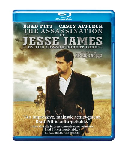 The Assassination of Jesse James by the Coward Robert Ford [Blu-ray] (Bilingual) Brad Pitt Casey Affleck Sam Shepard Molly Parker