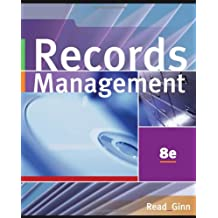 Records Management (with CD-ROM)