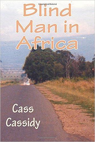 Blind Man in Africa