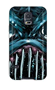 New Premium Aquaman Skin Case Cover Excellent Fitted For Galaxy S5 8876336K59602485