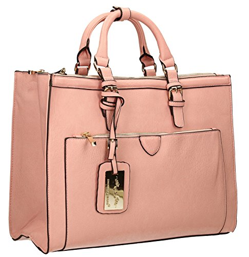 Tiny Love - Marcella Cosmo Work Bag, borsa  da donna Rosa(Sable Pink)