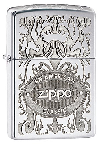 Zippo Crown Stamp Lighter