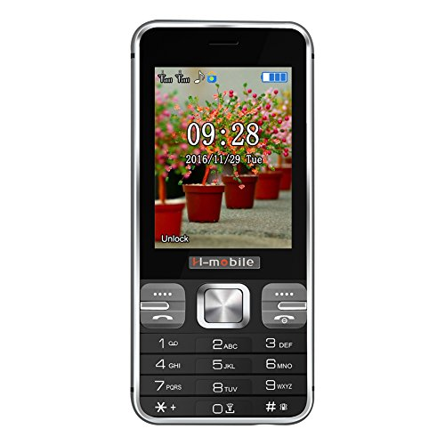 Kivors Senior Unlocked GSM Cell Phone, 2.8