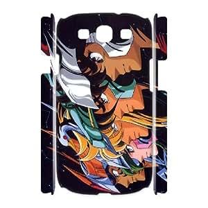 diy 3D Cell Phone Case for Samsung Galaxy S3 I9300 - Saint Seiya case 1