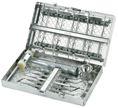 Osung EFECAD-01 Dental Instrument Cassette 16 capacity