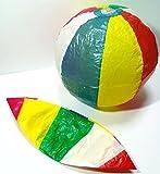 紙風船(紙フーセン・紙ふうせん) 約30cm 10枚