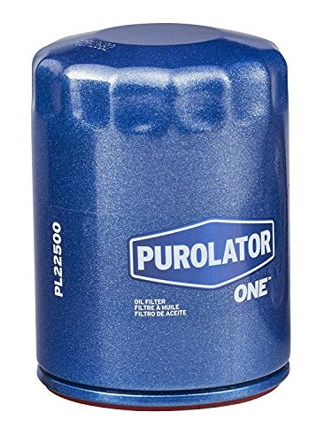 Purolator PL22500 PurolatorOne Oil Filter (Pack of 4)