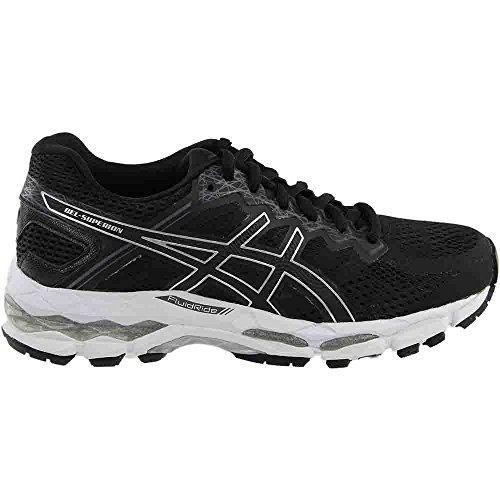 Asics Gelsuperion Shoe Donna Running Nero
