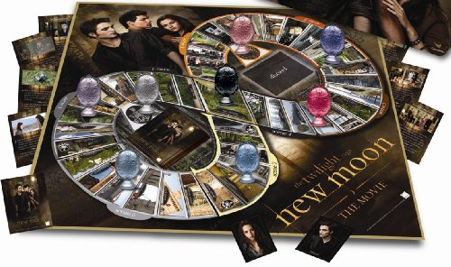 New Moon The Movire Board Game | eBay