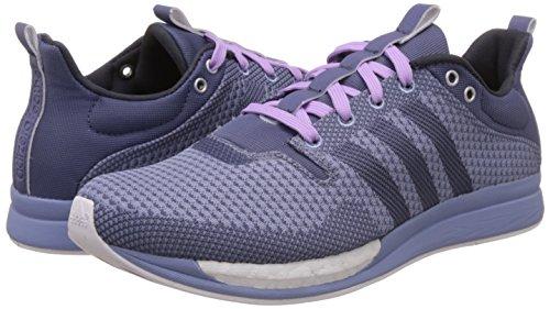 detailed look 90370 d1080 adidas Adizero Feather W, Women's Trainers, Morado / Azul (Morsup / Morsup  / Azupri), 5.5 UK: Amazon.co.uk: Shoes & Bags