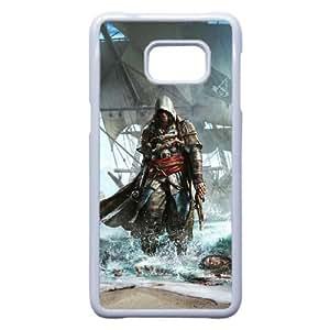 Samsung Galaxy S6 Edge Plus Phone Case White Assassin's Creed UKT8614801