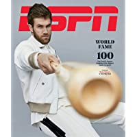 1-Year (12 Issues) of Espn Magazine Subscription