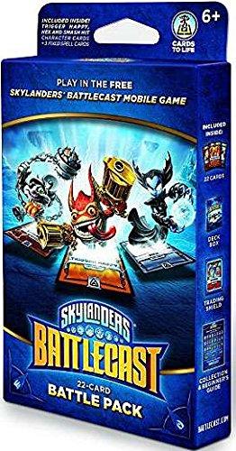 Skylanders Battlecast Trigger Happy, Hex & Smash Hit Battle Pack