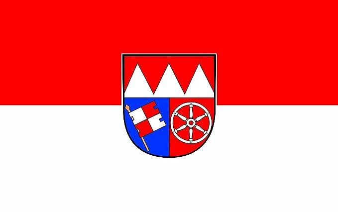 Flagge Fahne Niedersachse durch die Gnade Gottes Hissflagge 90 x 150 cm