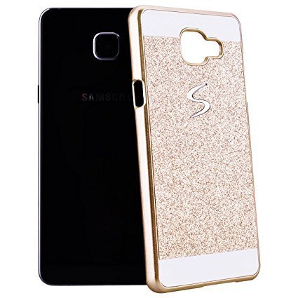 huge discount 51b52 9de31 Shiney Glitter Back Cover for Samsung Galaxy J7 Max: Amazon.in ...