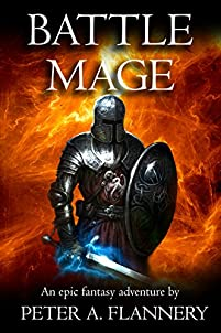 Battle Mage by Peter Flannery ebook deal