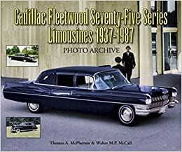 Cadillac fleetwood seventy five series limousines 1937 1987 photo cadillac fleetwood seventy five series limousines 1937 1987 photo archive 2777 free shipping fandeluxe Image collections