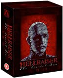 Hellraiser 1-3: The Scarlet Box Limited Edition Trilogy [Blu-Ray]