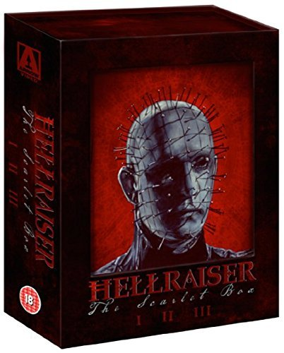 Hellraiser: The Scarlet Box Limited Edition Trilogy