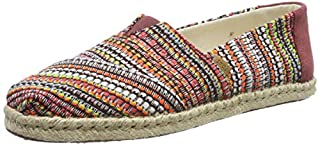 TOMS Women's Alpargata on Rope Cherry Tomato Global Woven 8.5 B US (B07FYMXQLC) | Amazon price tracker / tracking, Amazon price history charts, Amazon price watches, Amazon price drop alerts