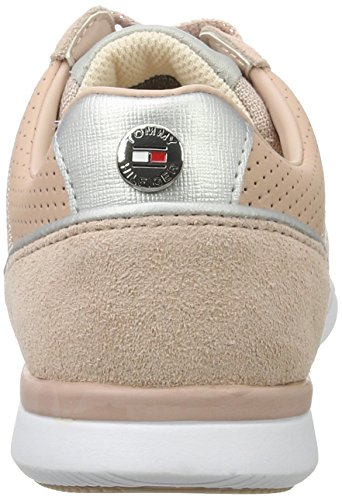 Tommy Hilfiger S1285kye14c2, Zapatillas para Mujer Rosa (Dusty Rose 502)