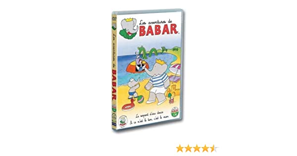 Amazon Com Les Aventures De Babar Le Serpent D Eau Douce Si Ce N Est Le Tien C Est Le Mien Movies Tv