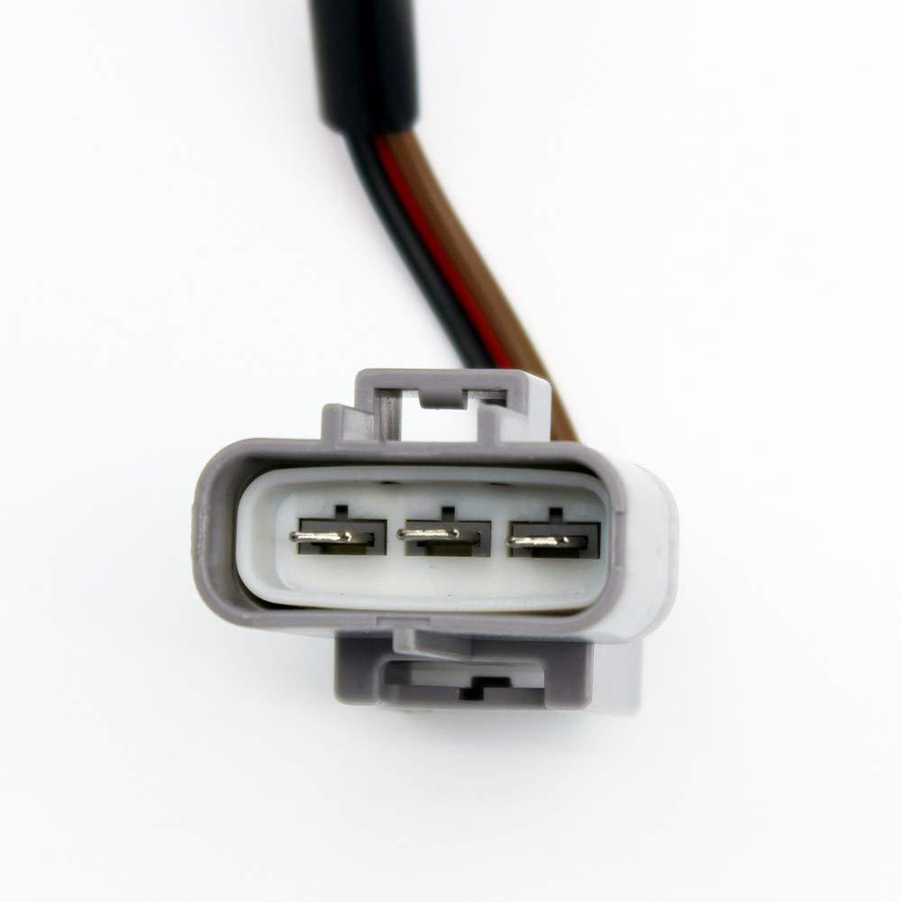 QAZAKY Ignition Key Switch for Yamaha Big Bear Grizzly Kodiak YFM350 YFM400 YFM550 YFM660 YFM700 YFM 350 400 550 660 700
