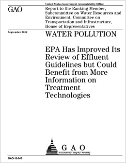 a report on water pollution