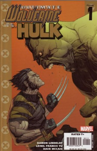 Ultimate Wolverine Vs Hulk #1, February 2006